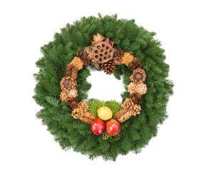 22-inch Wreath (Free Shipping)