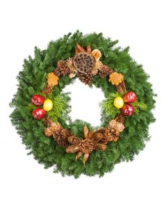 28-inch Wreath (Free Shipping)