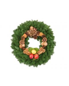 22-inch Wreath (Free Shipping)